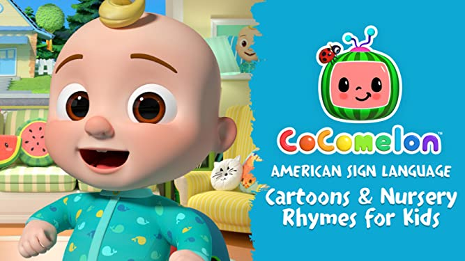 Cocomelon American Sign Language - Cartoons for Kids