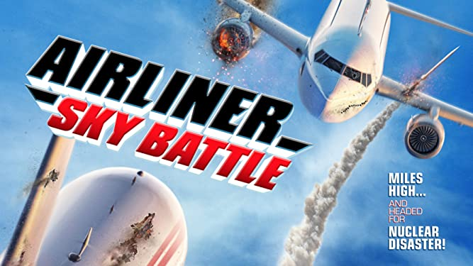 Airliner Sky Battle