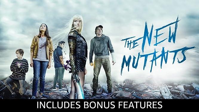 The New Mutants (With Bonus Content)