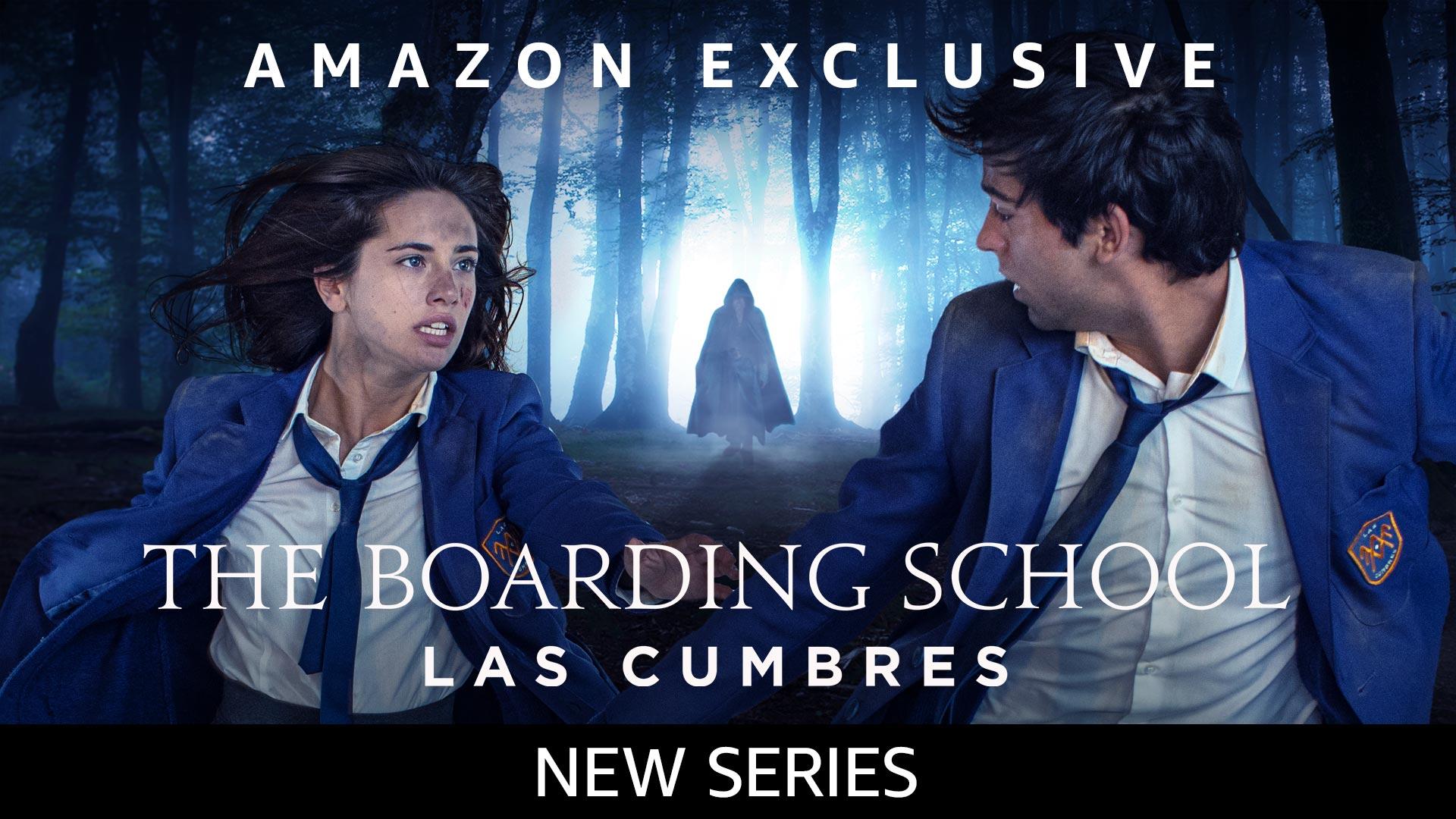 El Internado: Las Cumbres - Seasong 1