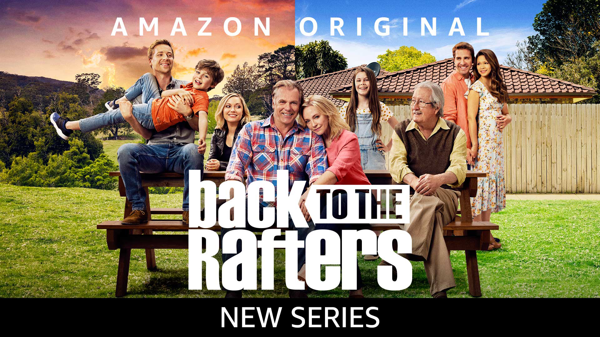 Back To The Rafters - Season 1