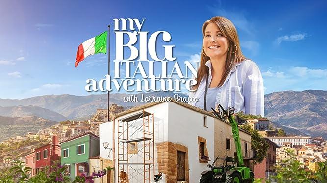 My Big Italian Adventure - Season 1