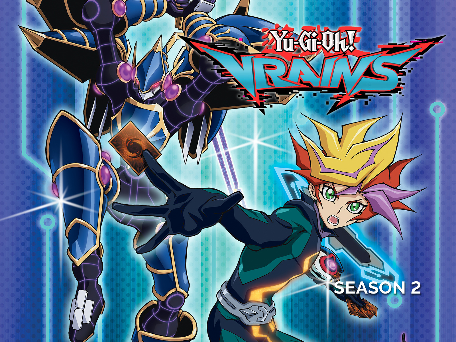 Prime Video Yu Gi Oh Vrains Season 2