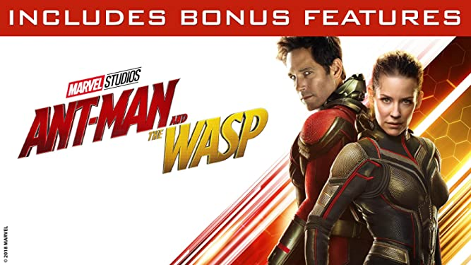 Ant-Man and the Wasp (Plus Bonus Content)