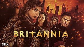 Britannia, Season 1