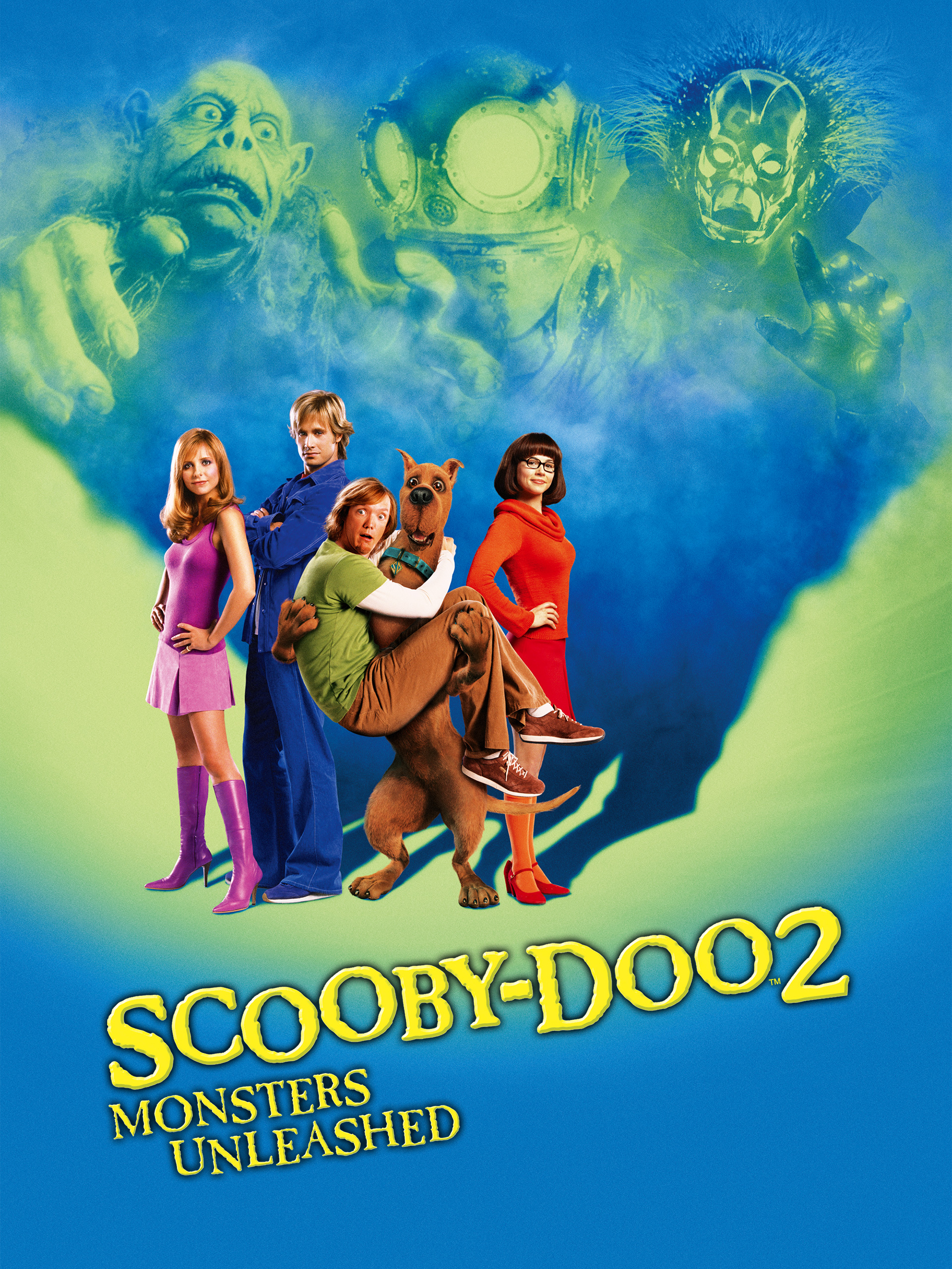 Prime Video Scooby Doo 2 Monsters Unleashed