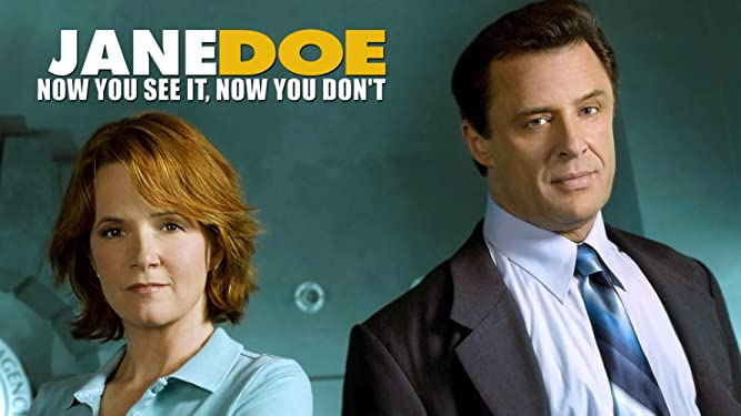 Jane Doe: Now You See It
