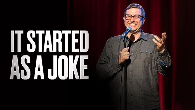 It Started As A Joke