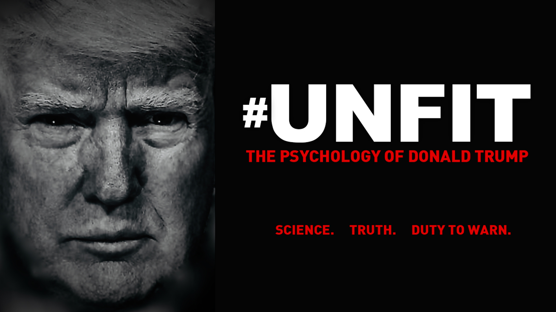#Unfit: The Psychology of Donald Trump