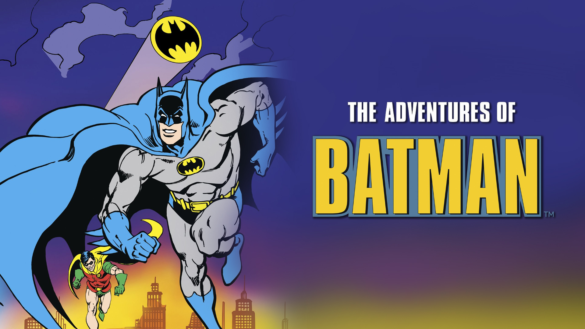 The Adventures of Batman Season 1