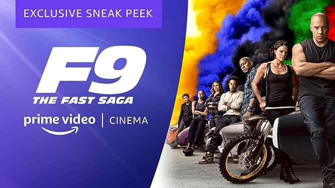 Exclusive Sneak Peek: F9: The Fast Saga