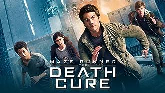 Maze Runner: The Death Cure (4K UHD)