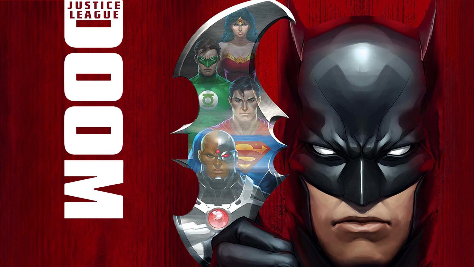 DCU: Justice League: Doom