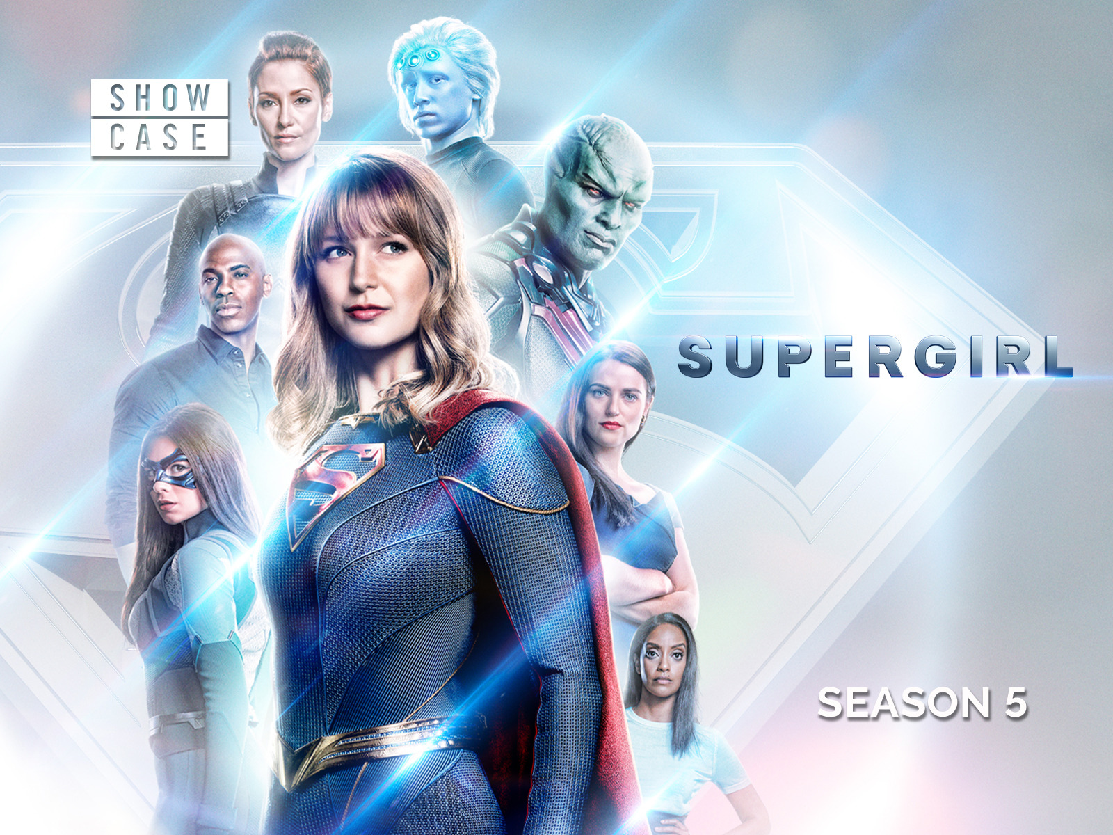 Prime Video Supergirl Season 5