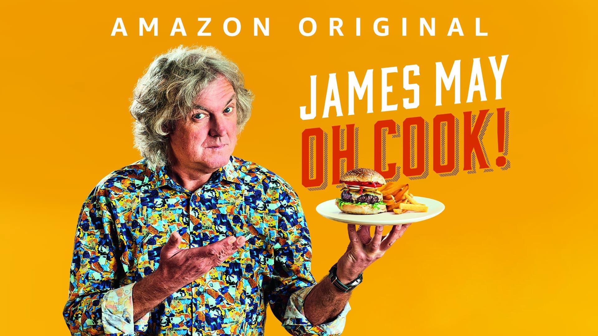James May: Oh Cook! - Saison 1