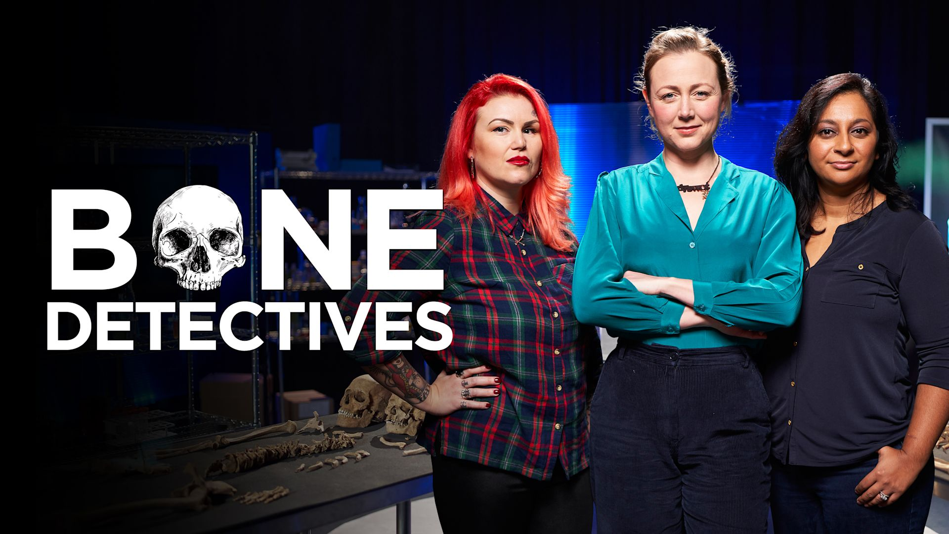 Bone Detectives - Series 1