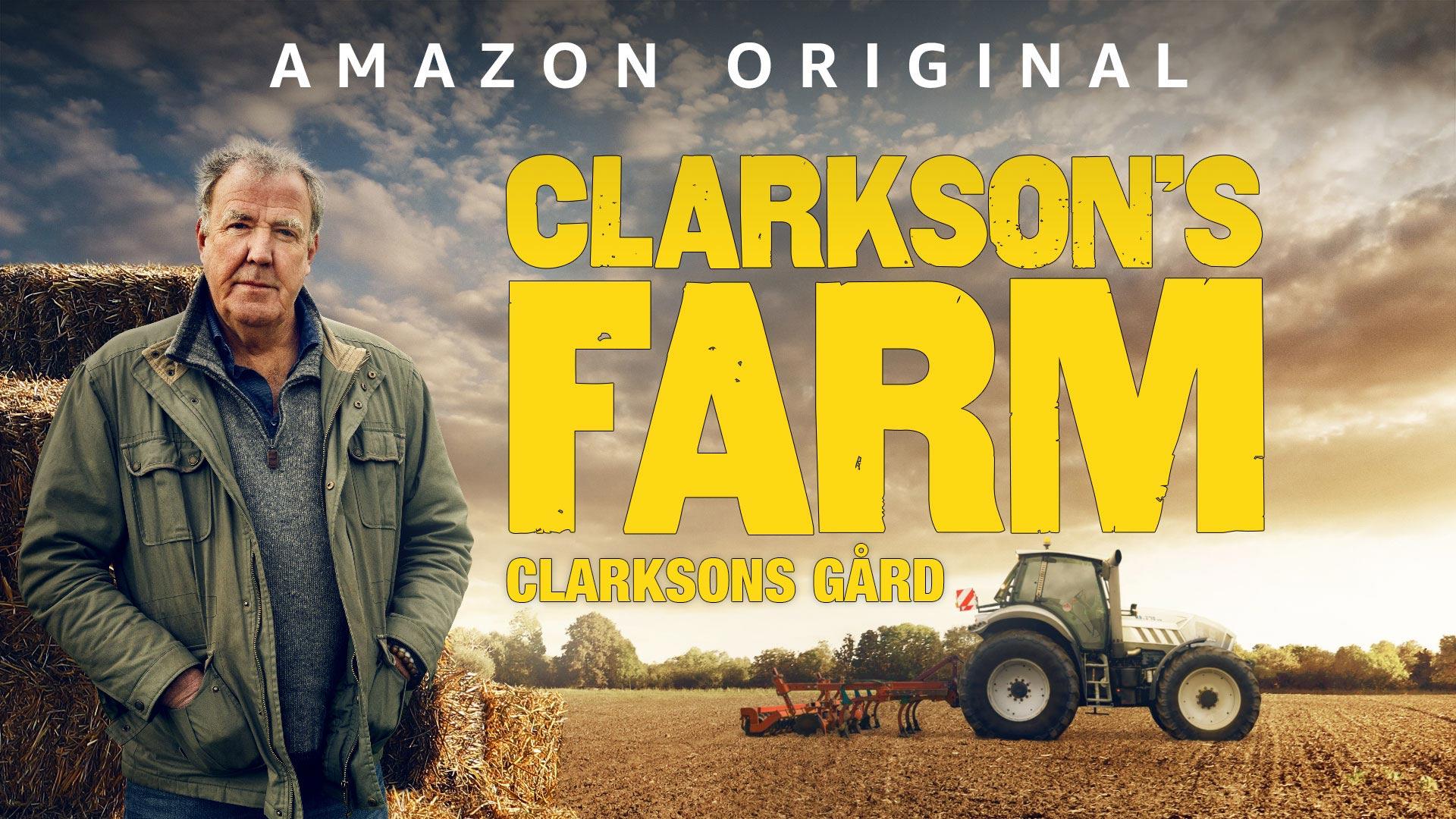 Clarksons gård - säsong 1