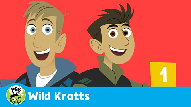 Wild Kratts Season 1