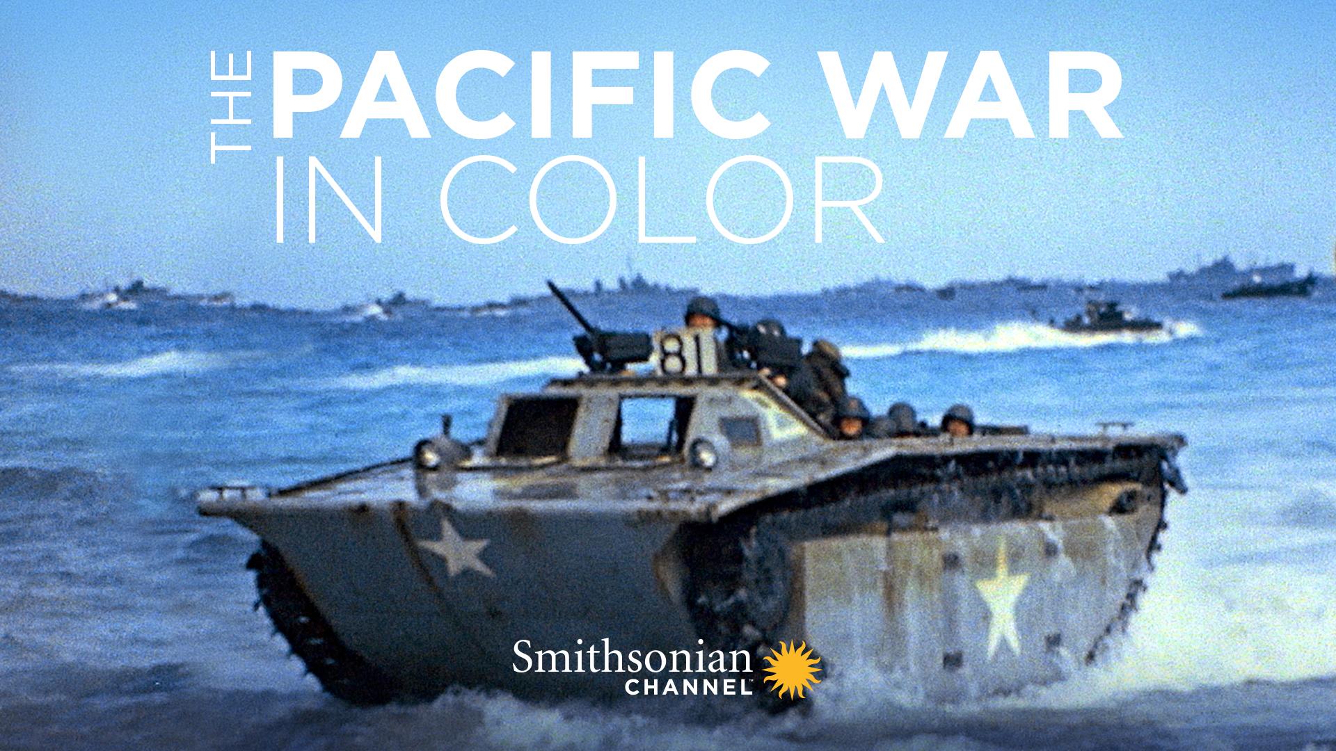 The Pacific War in Color - Season 1