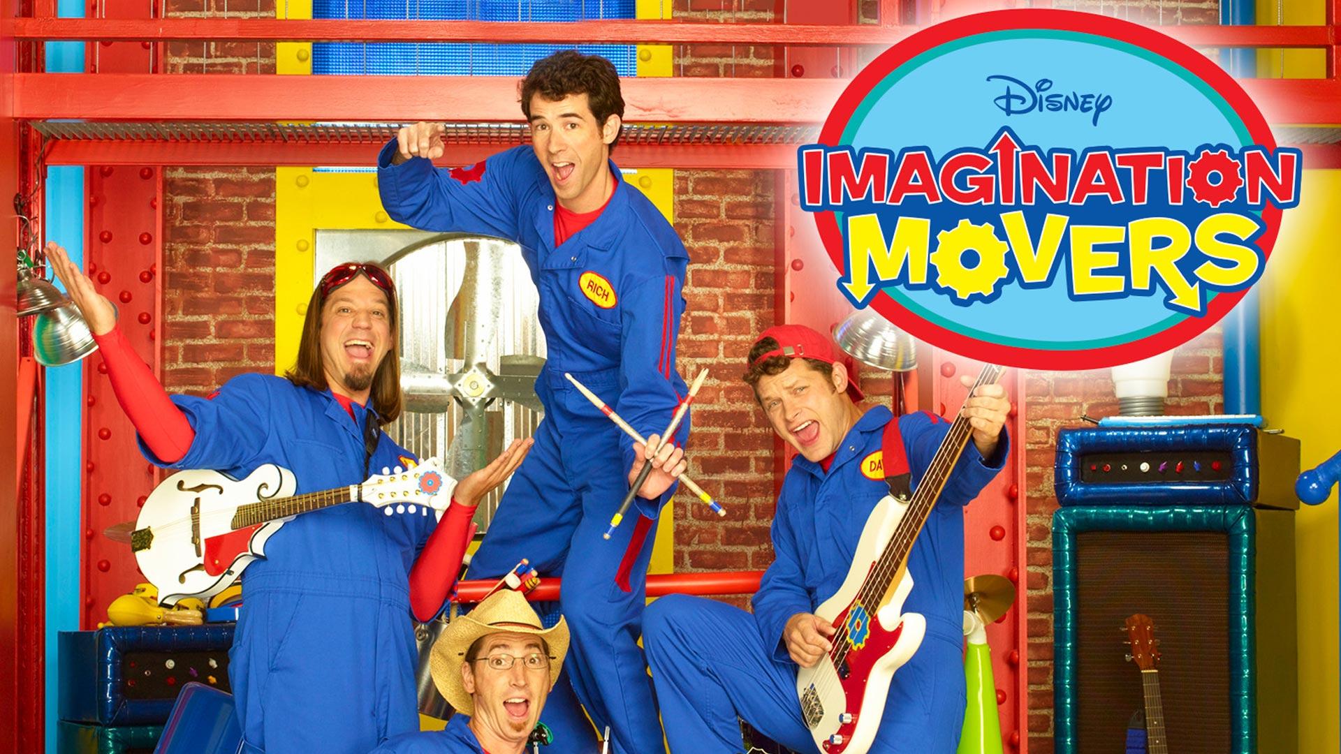 Imagination Movers Volume 1