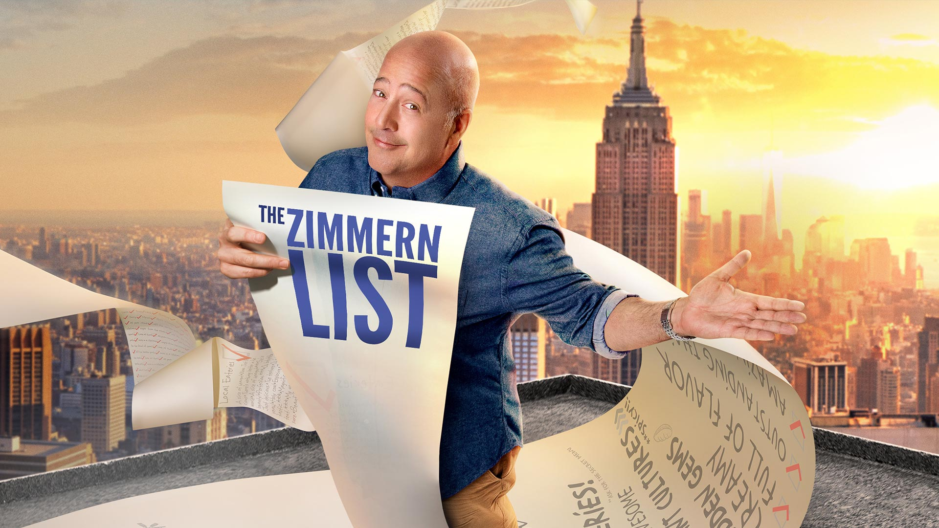 The Zimmern List, Season 1