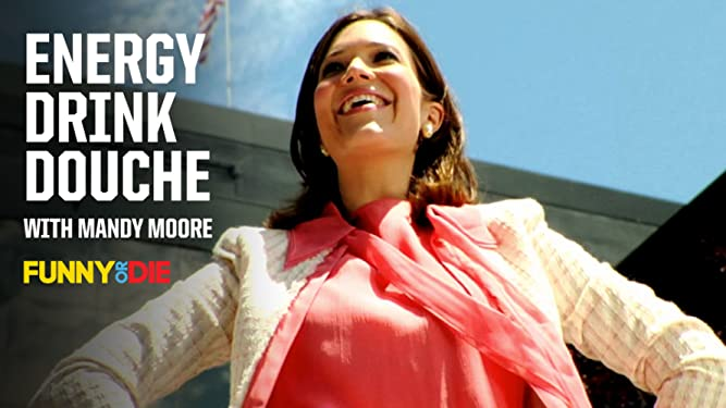 Energy Drink Douche with Mandy Moore