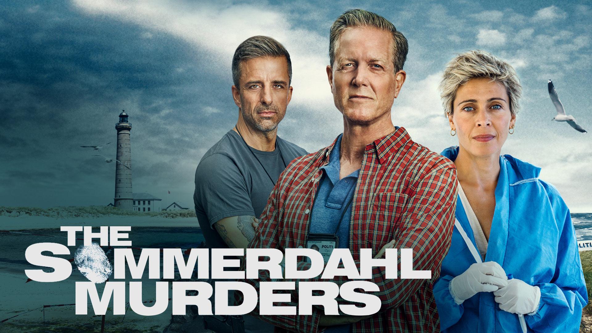 The Sommerdahl Murders - Series 1