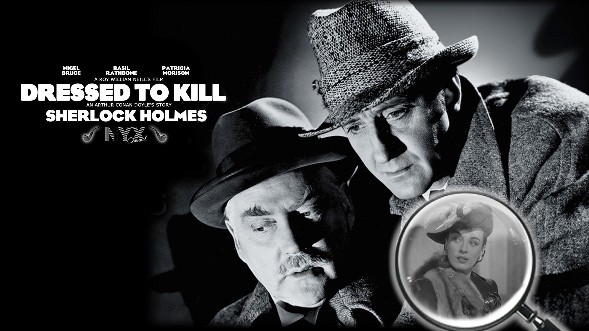 Sherlock Holmes - Dressed to Kill