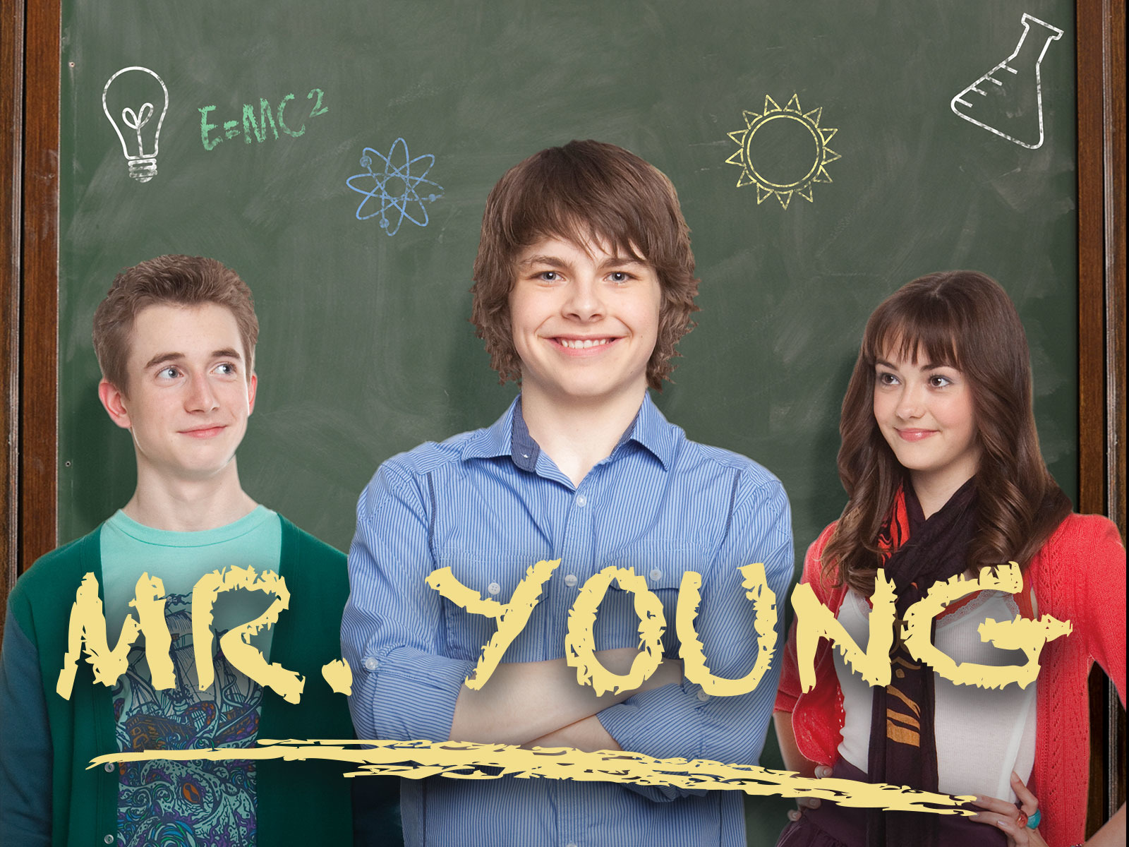 Mr. Young (TV Series 2011-2013) - Full Cast & Crew - IMDb