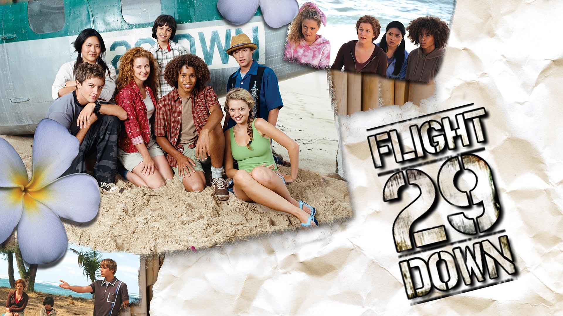 Flight 29 Down Season 1