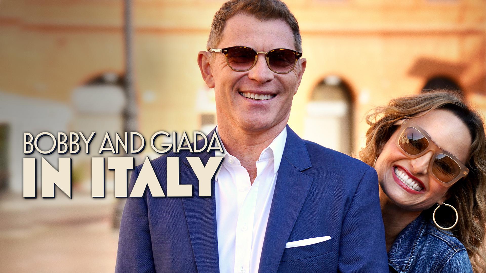 Bobby and Giada in Italy - Season 1