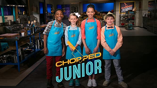 Chopped Junior - Season 3