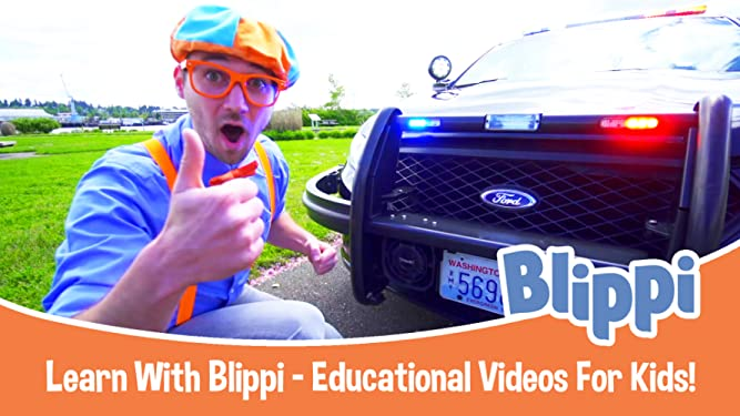 Learn With Blippi - Educational Videos For Kids