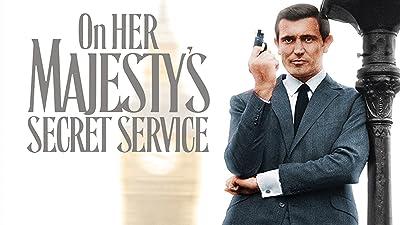 On Her Majesty's Secret Service (4K UHD)