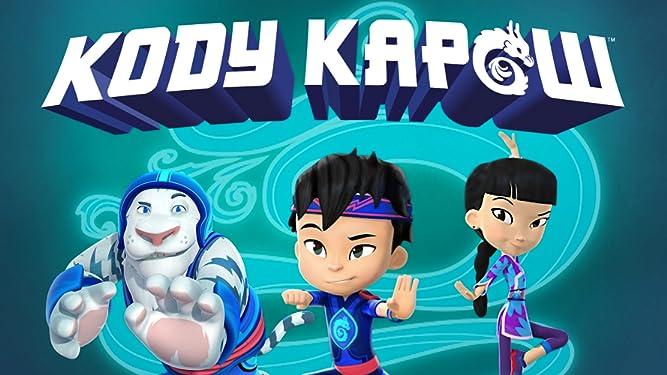 Kody Kapow, Season 1