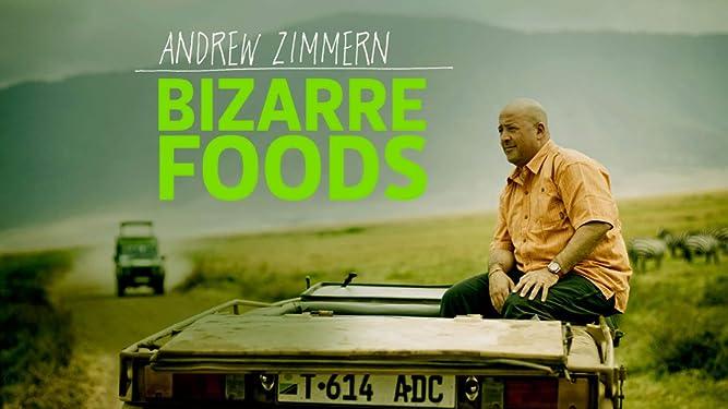 Bizarre Foods with Andrew Zimmern - Season 2