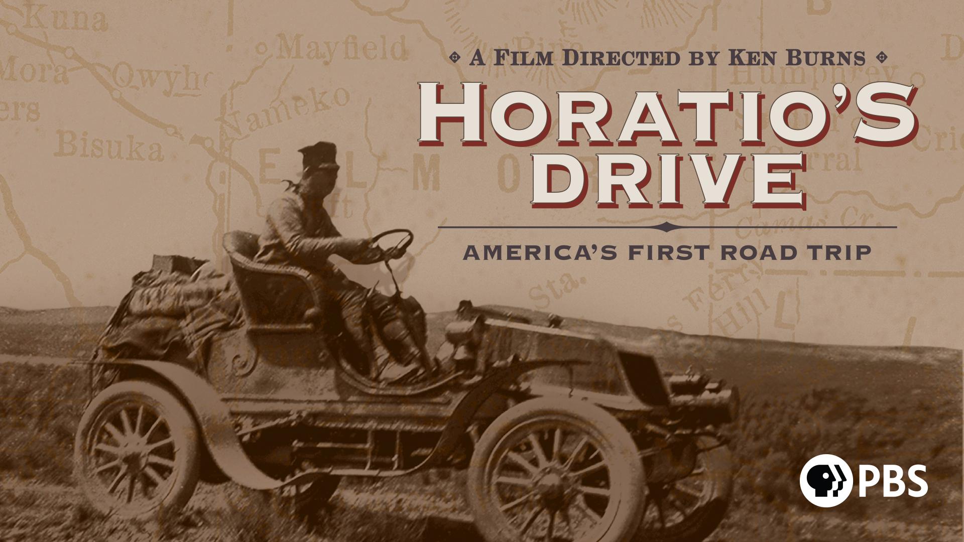 Horatio's Drive: America's First Road Trip: Season 1