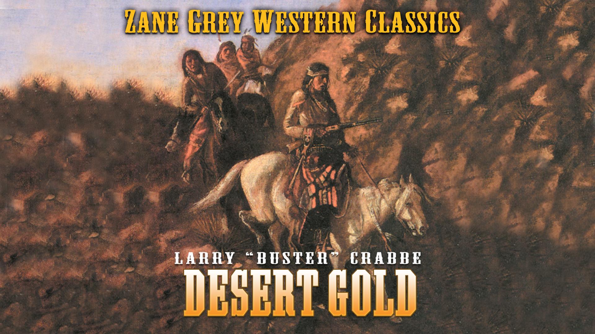 Desert Gold on Amazon Prime Video UK
