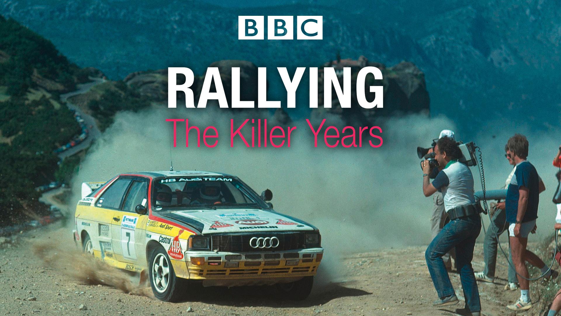 Rallying - The Killer Years