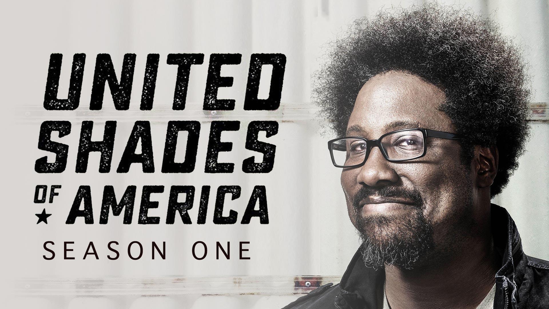 United Shades of America Season 1