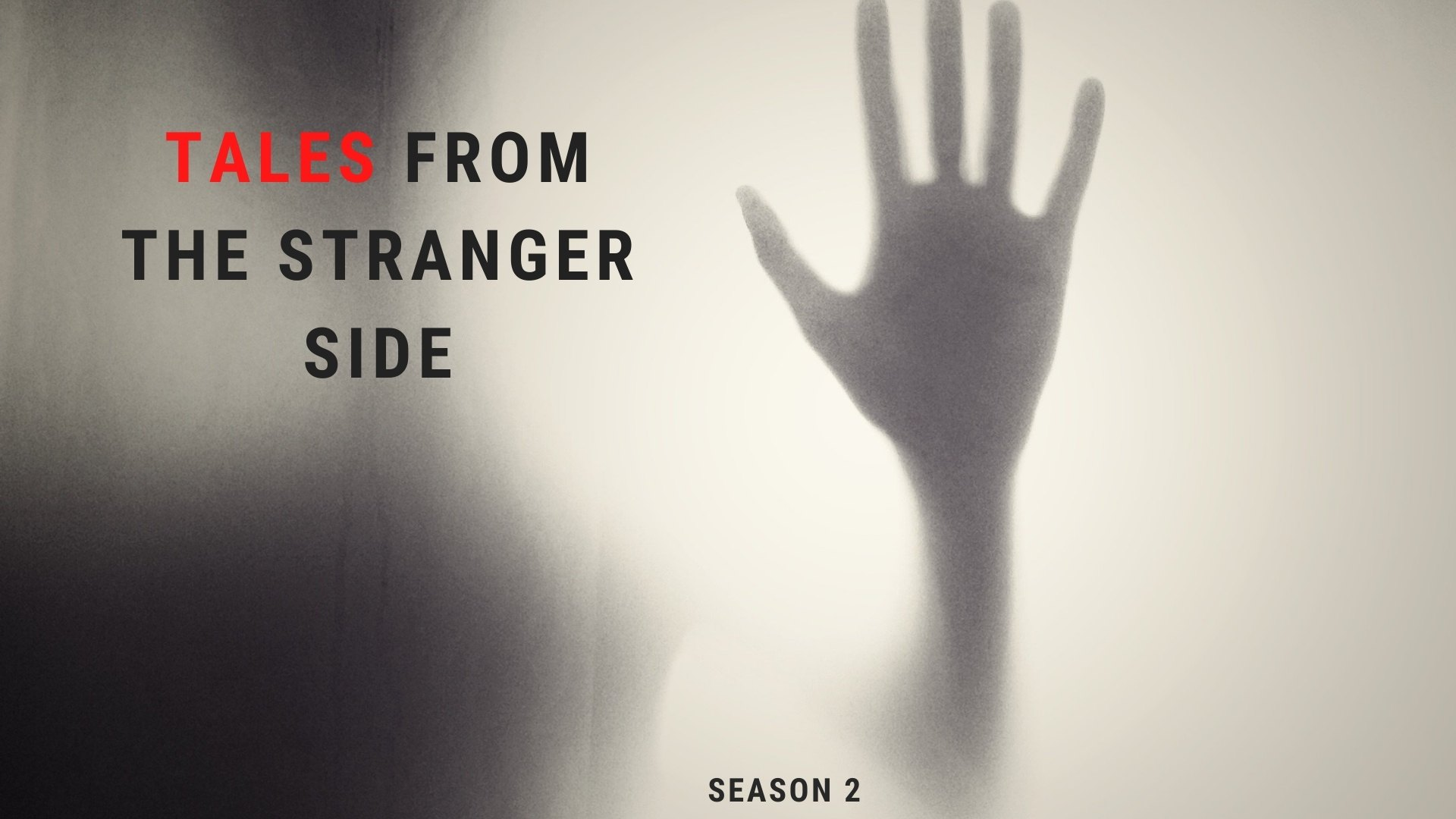 Tales From the Stranger Side on Amazon Prime Instant Video UK