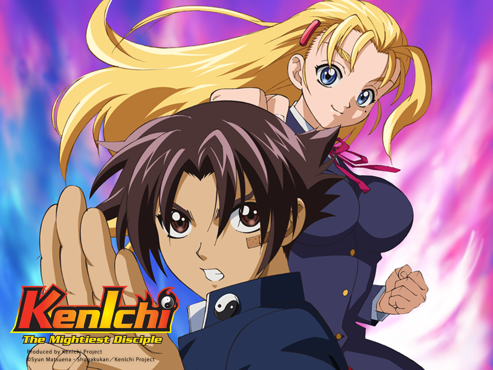Prime Video Kenichi The Mightiest Disciple English Dub