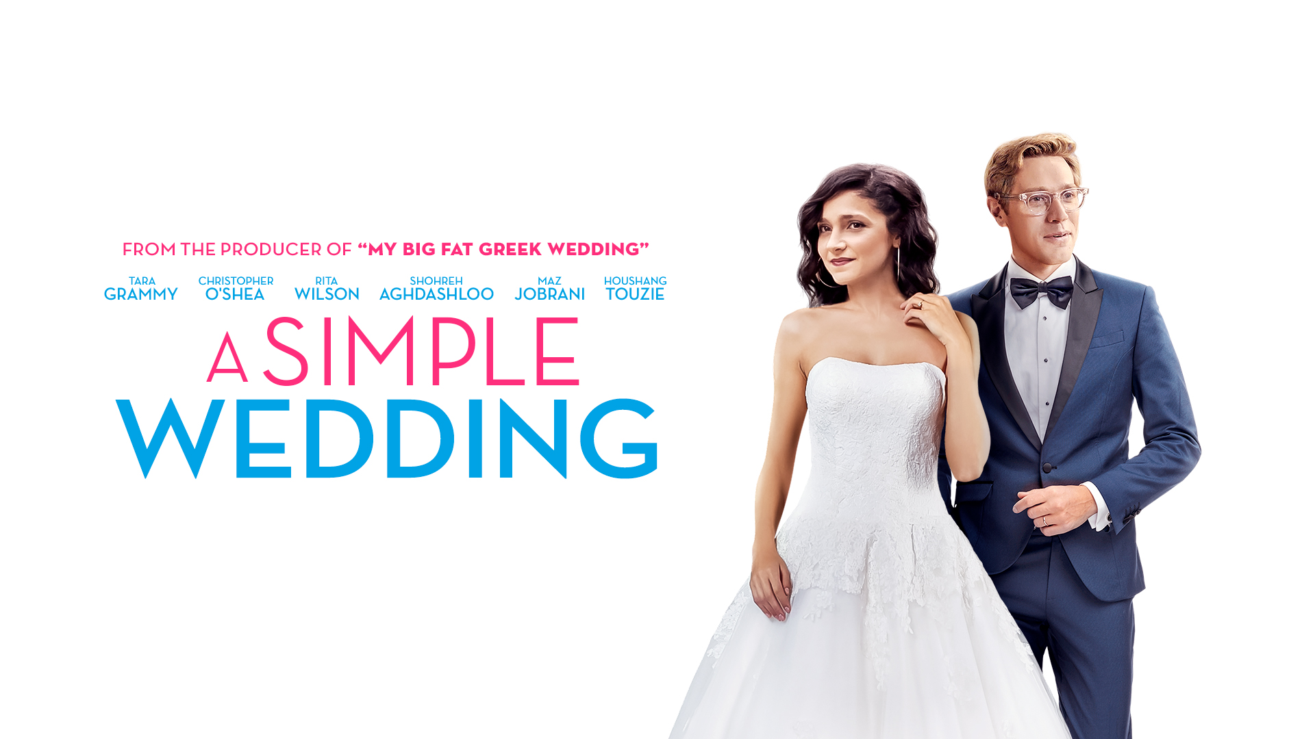 A Simple Wedding on Amazon Prime Video UK