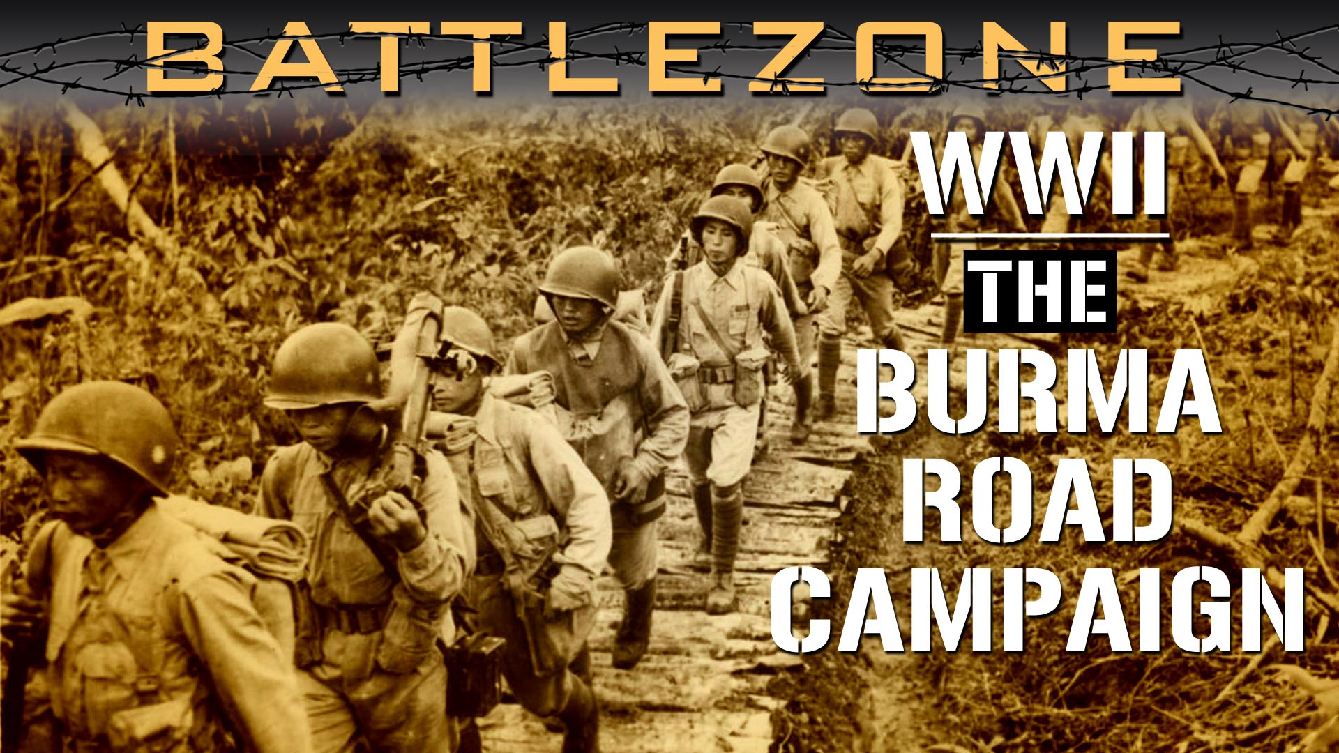 Battlezone WWII: The Burma Road Campaign