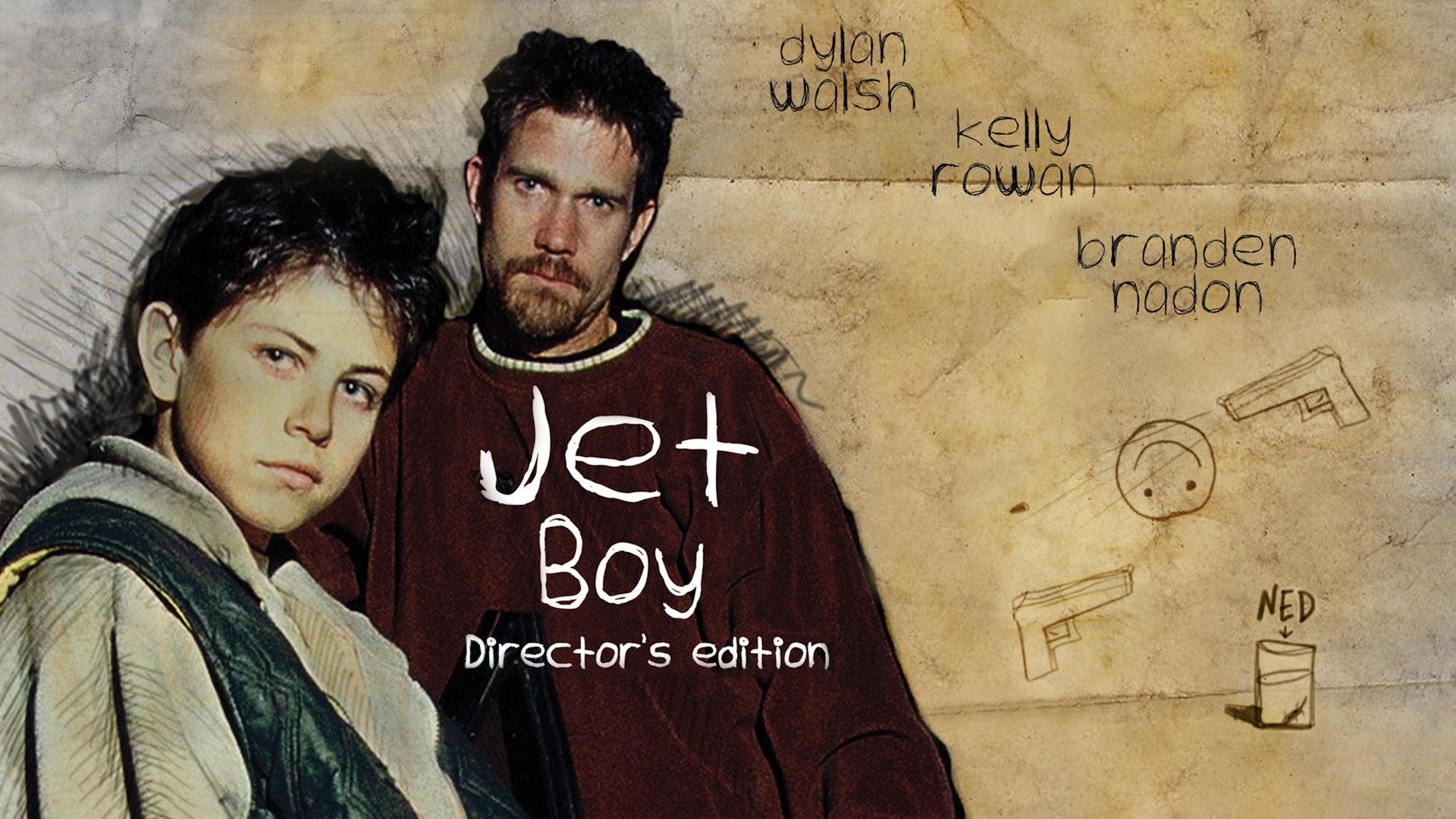 Jet Boy - Director's Edition