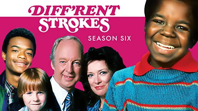 Diff'rent Strokes - Season 6