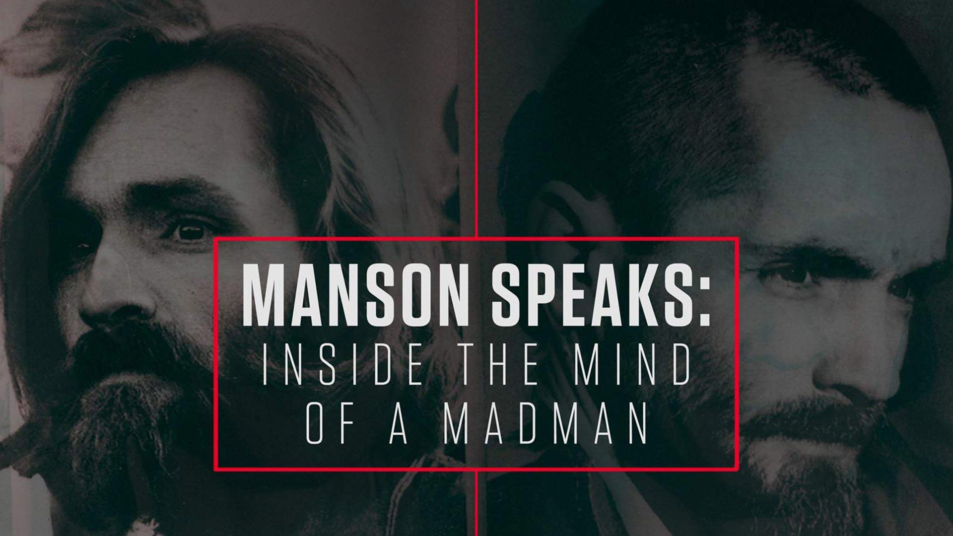 Manson Speaks: Inside the Mind of a Madman Season 1