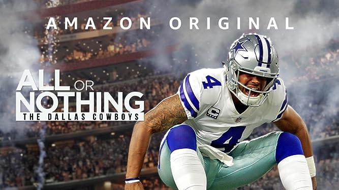 All Or Nothing: The Dallas Cowboys - Season 3 (TV-14)