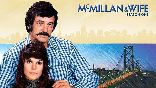 McMillan & Wife, Season 1