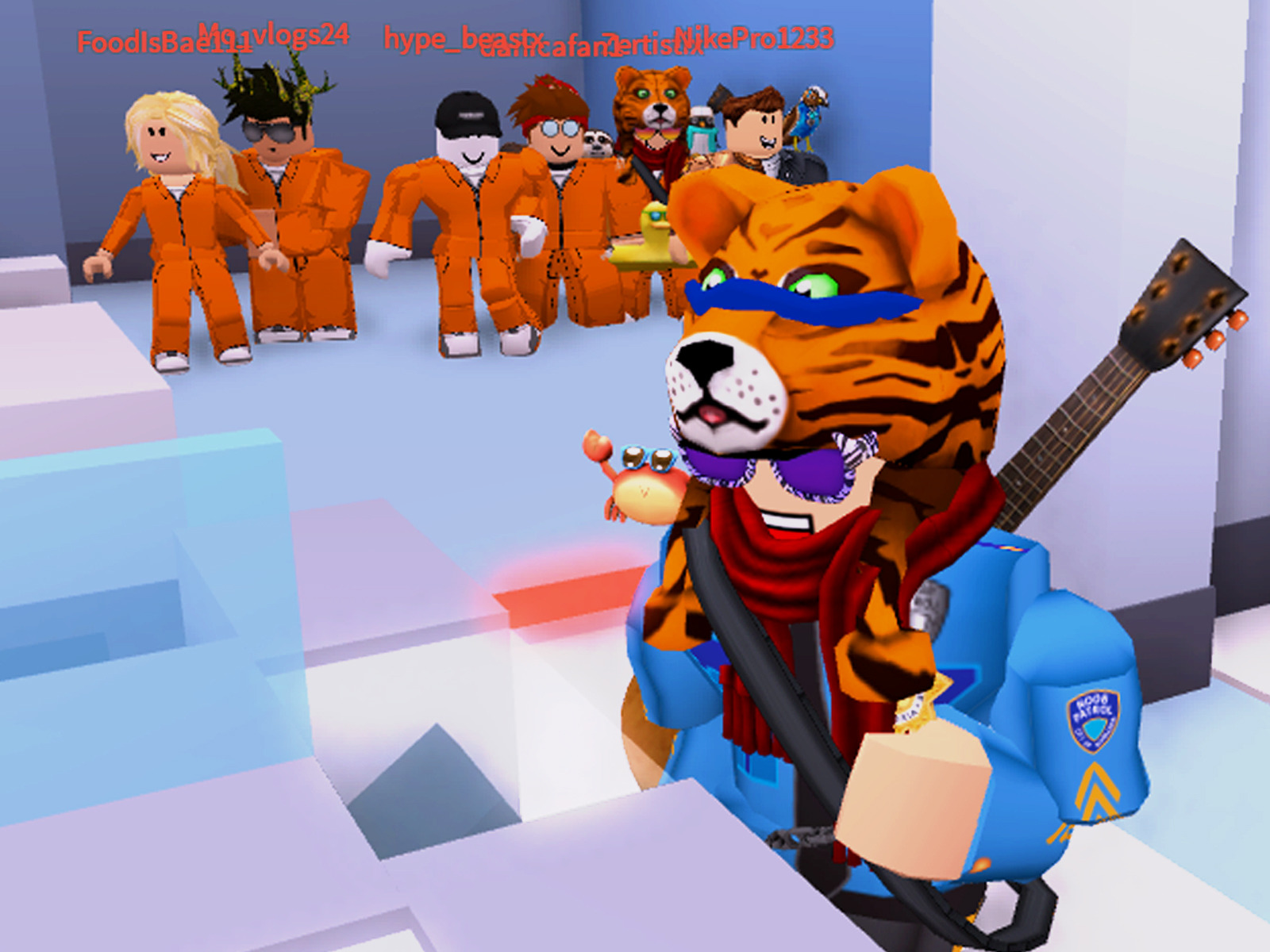 Amazoncom Watch Clip Roblox Jailbreak Funny Moments Prime Video Clip Roblox Jailbreak Funny Moments Roblox Adventures